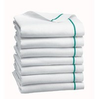 Medline 1 Dozen Cotton Herringbone Dish Towels