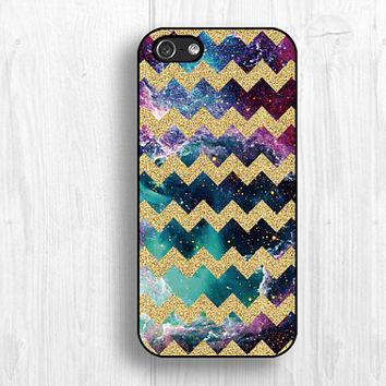 glitter printing iphone 5s 5c 5 cases,chevron iphone 4 4s case,hard soft skin cover iphone 5c 5s 5 case, d083