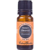Sweet Orange 100% Pure Therapeutic Grade Essential Oil- 10 ml