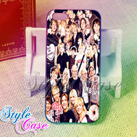 R5 American Band Collage -  for case iPhone 4/4s/5/5c/5s-Samsung Galaxy S2 i9100/S3/S4/Note 3-iPod 2/4/5-Htc one-Htc One X-BB Z10