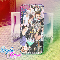 Harry One Direction Collage -  for case iPhone 4/4s/5/5c/5s-Samsung Galaxy S2 i9100/S3/S4/Note 3-iPod 2/4/5-Htc one-Htc One X-BB Z10