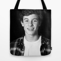 Shawn Mendes Tote Bag by fangirl123 | Society6