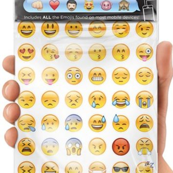 Emoji Sticker Pack Emoji Stickers (18-Pack) | Nordstrom