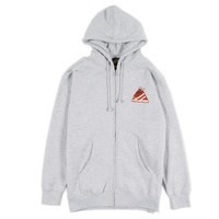 Benny Gold - Spacelab Grey Zip-Up Hoodie