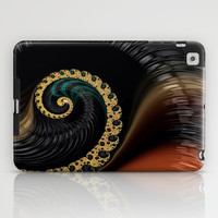 Black Liquor    iPad Case by OCDesigns_PwinArt
