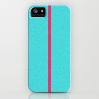 Re-Created Interference ONE No. 27 iPhone & iPod Case by Robert S. Lee