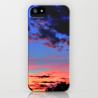Orlando Suburban Sunset iPhone & iPod Case by Sandy Moulder