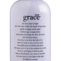 philosophy 'inner grace' charity shower gel | Nordstrom