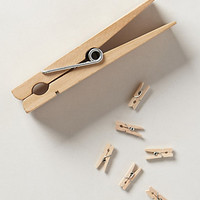 Clothespin Desk Clip