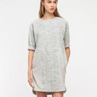 Just Female / Structure Dress in Grey