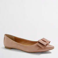 Factory Emery flats - Flats - FactoryWomen's Shoes - J.Crew Factory