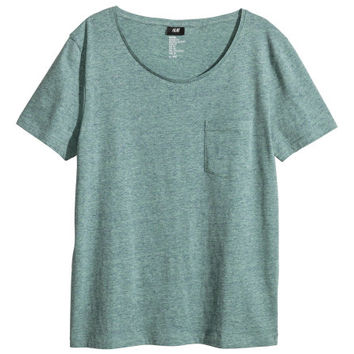 Basic T-shirt - from H&M