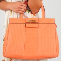Carry It All Purse: Peach