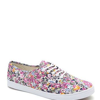 Vans Authentic Lo Pro Floral Sneakers at PacSun.com