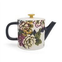 TEAPOT FLORAL - Bliss Home