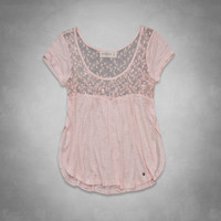Macey Shine Top