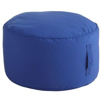 mellow out bean bag ottoman cabana from pier 1 imports