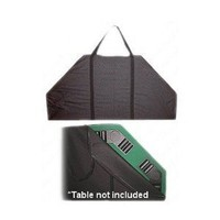 Black Nylon Poker Table Carrying Bag