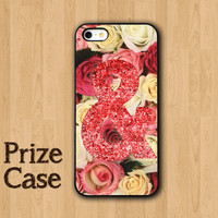 Rose AMPERSAND IPHONE 5S CASE Summer Flower Floral iPhone Cases iPhone 5 Case iPhone 4 Case Samsung Galaxy S4 Cover iPhone 5c iPhone 4s
