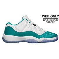Jordan Retro 11 Low - Girls' Grade School