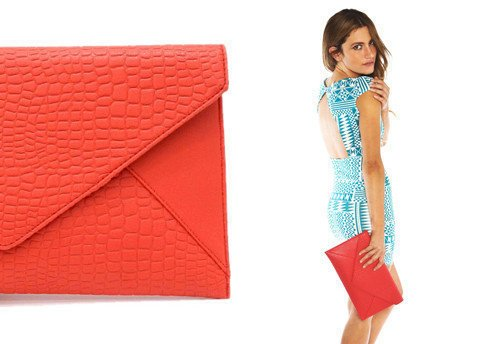 Furor Moda - The Missy Clutch