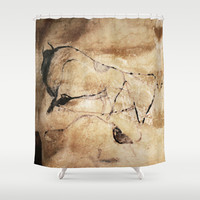 Before Picasso Shower Curtain by anipani