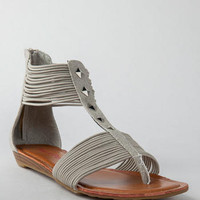 PINK AND PEPPER SHOES, MAJDA CANVAS SANDAL