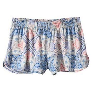 Mossimo Supply Co. Junior's Soft Printed Short - Assorted Colors