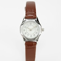 The Little Brown Watch - Urban Outfitters