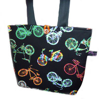 Retro Bicycle Bag - SALE