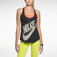The Nike Gym Vintage Women's Tank Top.