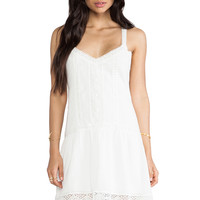 Dolce Vita Chakra Dress in White
