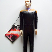 Vintage Lieutenant Commander Data Action Figure 1994