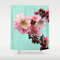 Cheery! Shower Curtain by DuckyB (Brandi)