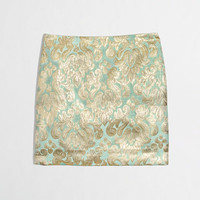FACTORY METALLIC BROCADE MINI