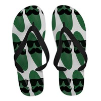 Cool As A Cucumber Men's Flip Flops