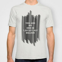 7227617637 T-shirt by austeja saffron