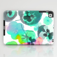 Flowering #2 iPad Case by Ornaart