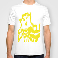 Monster Yellow T-shirt by Antoine's  Vision