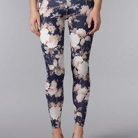  Floral Print Legging