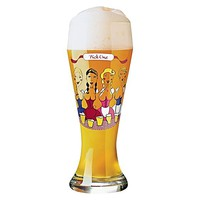 Dominika Prybylska Beer Glass, 500ml by Ritzenhoff