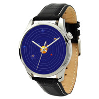 Solar System Watch blue