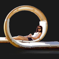 Loopy Lounge Chair » Funny, Bizarre, Amazing Pictures & Videos