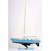 Bristol Yacht Scale Model Ship