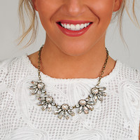 Unlike Any Other Necklace: Silver