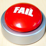 FAIL Buzzer ? LOLmart.com - Shirt of the Day, LOL products, and more!