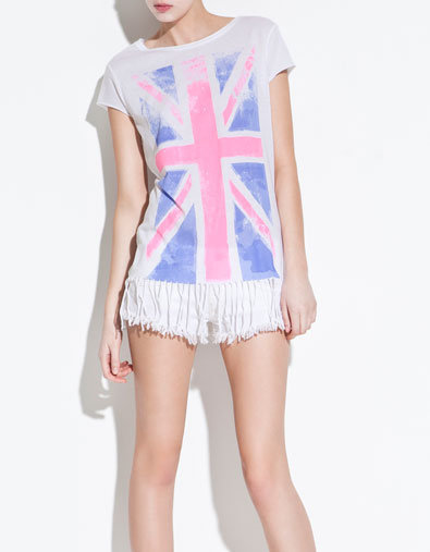 FLAG T-SHIRT 