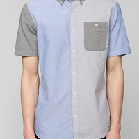 Vans Rusden Colorblock Button-Down Shirt