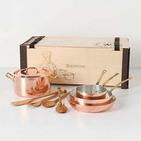 Ruffoni Copper Cookware Set