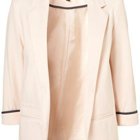 Ponte Boyfriend Blazer - Blazers - Jackets &amp; Coats  - Clothing - Topshop